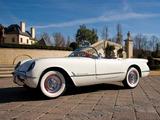 Photos of Corvette C1 1953