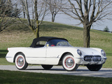 Photos of Corvette C1 1953