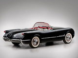 Photos of Corvette C1 1954