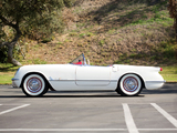 Photos of Corvette C1 1955