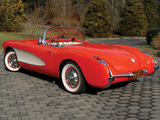 Photos of Corvette C1 (2934) 1956–57