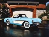 Photos of Corvette C1 (2934) 1956–57