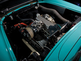 Photos of Corvette C1 Fuel Injection 1957