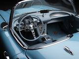 Photos of Corvette C1 (J800-867) 1958