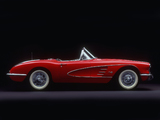 Photos of Corvette C1 (867) 1959–60