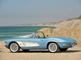 Photos of Corvette C1 1961