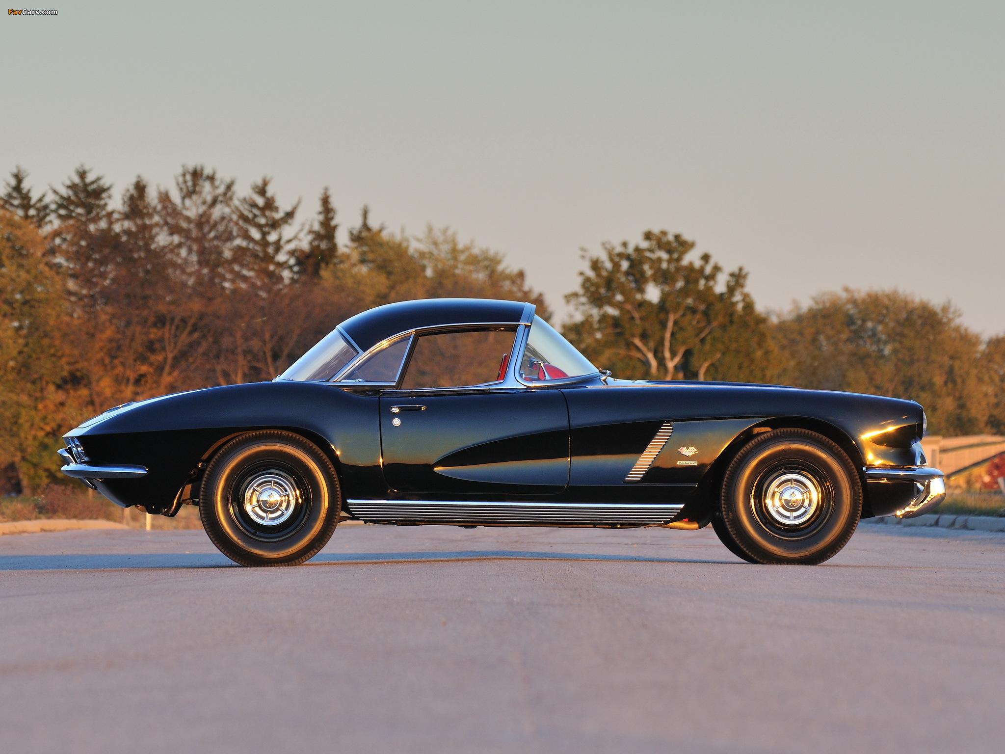 Photos of Corvette C1 Fuel Injection 1962 (2048 x 1536)
