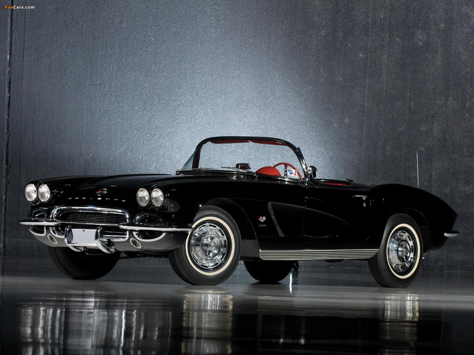 Photos of Corvette C1 Fuel Injection 1962 (1600 x 1200)