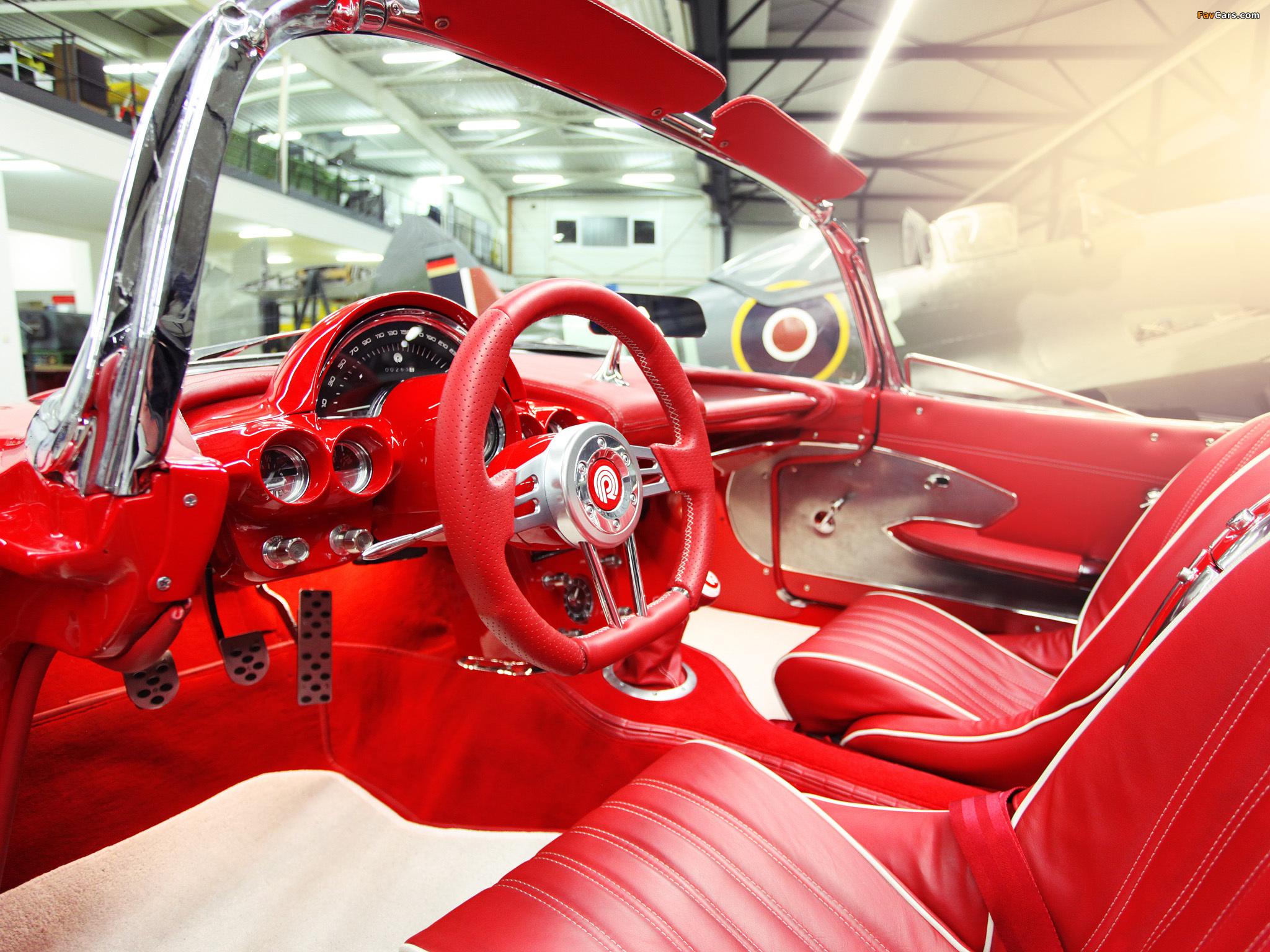 Photos of Pogea Racing Corvette C1 2012 (2048 x 1536)