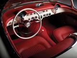 Pictures of Corvette C1 1953