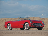 Pictures of Corvette C1 1954