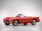 Pictures of Corvette C1 1955