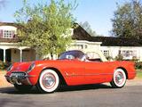 Pictures of Corvette C1 1955