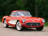 Pictures of Corvette C1 (2934) 1956–57