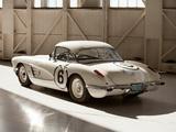 Pictures of Corvette C1 Race Rat 1960