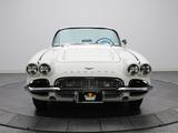 Pictures of Corvette C1 1961