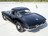 Pictures of Corvette C1 Fuel Injection 1962