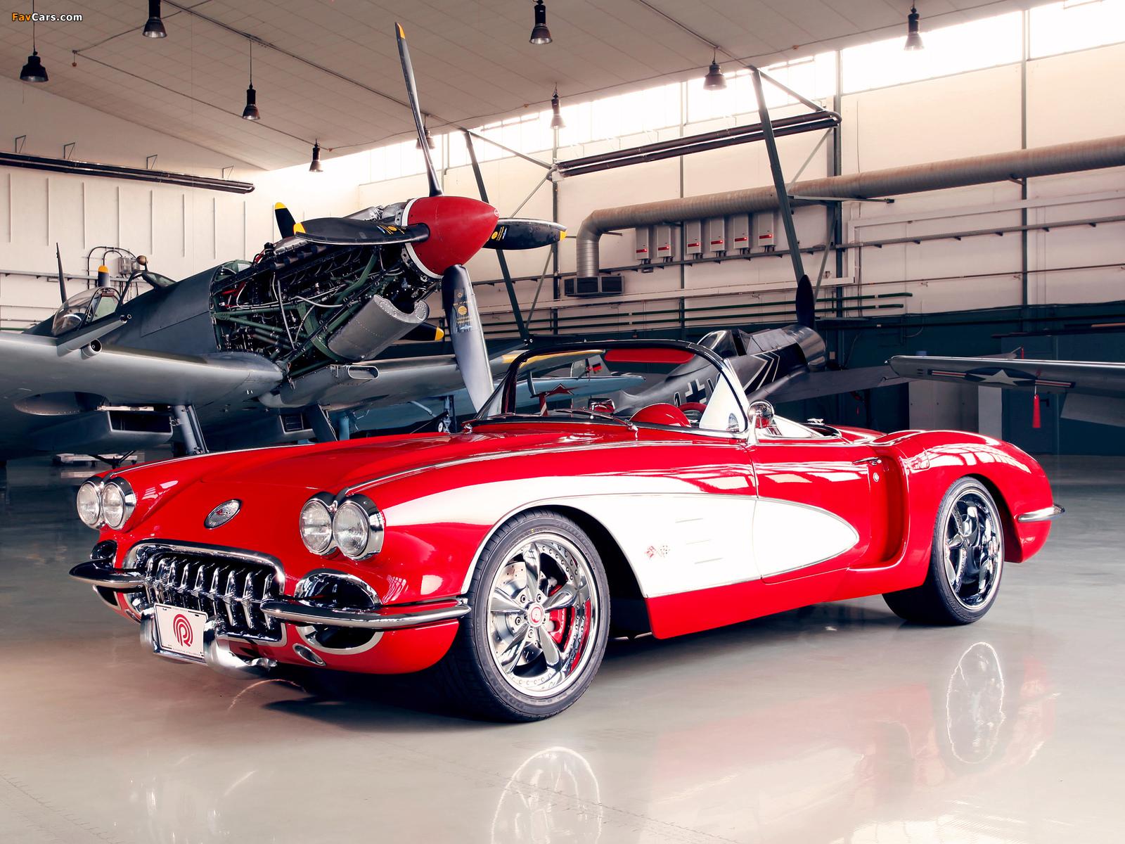 Pictures of Pogea Racing Corvette C1 2012 (1600 x 1200)