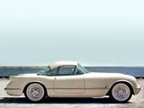 Corvette C1 1953 wallpapers