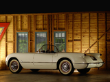 Corvette C1 1954 wallpapers