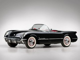 Corvette C1 1954 wallpapers