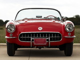 Corvette C1 Fuel Injection 1957 wallpapers