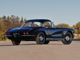 Corvette C1 Fuel Injection 1962 wallpapers