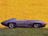 Corvette Stingray Racer Concept Car 1959 images