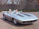 Corvette Stingray Racer Concept Car 1959 pictures