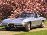 Corvette Sting Ray (C2) 1963 images