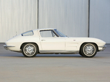 Corvette Sting Ray L76 327/340 HP (C2) 1963 images