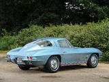 Corvette Sting Ray (C2) 1963 photos