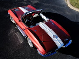 Corvette Sting Ray Convertible Show Car Replica (C2) 1963 photos