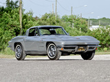 Corvette Sting Ray (C2) 1963 pictures