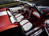 Corvette Sting Ray Convertible Show Car Replica (C2) 1963 wallpapers