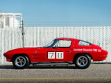 Corvette Sting Ray Race Car 7 11 (C2) 1963 wallpapers