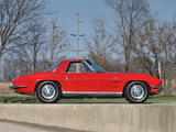 Corvette Sting Ray L84 327/375 HP Fuel Injection Convertible (C2) 1964 images