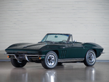 Corvette Sting Ray L75 327/300 HP Convertible (C2) 1965 images