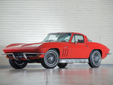 Corvette Sting Ray L84 327/375 HP Fuel Injection (C2) 1965 photos