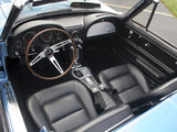 Corvette Sting Ray L78 396/425 HP Convertible (C2) 1965 pictures