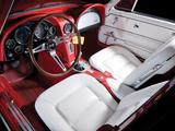 Corvette Sting Ray L78 396/425 HP (C2) 1965 wallpapers