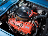 Corvette Sting Ray L72 427/425 HP (C2) 1966 pictures