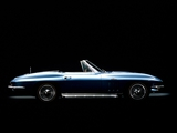 Corvette Sting Ray 427 Convertible (C2) 1966 wallpapers