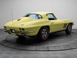 Corvette Sting Ray L79 327/350 HP (C2) 1966 wallpapers