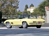 Corvette Sting Ray L89 427/435 HP Convertible (C2) 1967 pictures