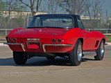 Corvette Sting Ray L68 427/400 HP Convertible (C2) 1967 wallpapers