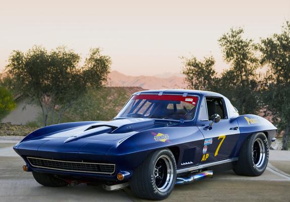 Corvette C2 wallpapers