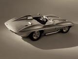 Images of Corvette Stingray Racer Concept Car 1959