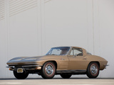 Images of Corvette Sting Ray (C2) 1963