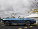Images of Corvette Sting Ray L78 396/425 HP Convertible (C2) 1965